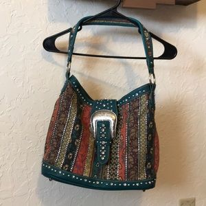 Western Styled Purse